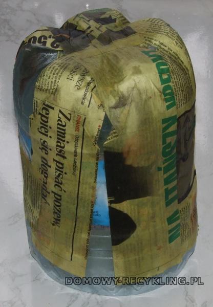 Recykling butelki plastikowej