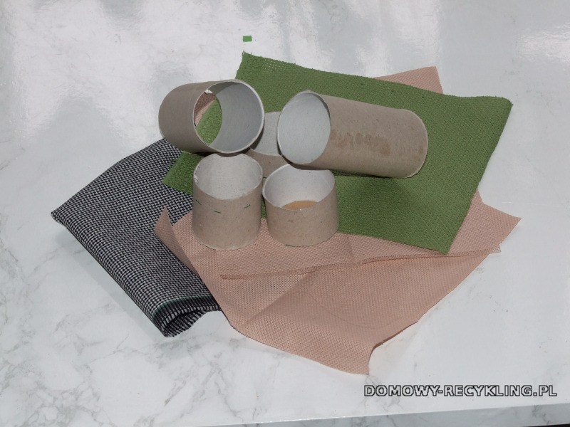 Co można zrobić z rolek po papierze toaletowym?