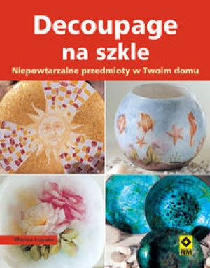 Decoupage na szkle
